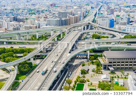 [大阪府]交通圖像 33307794