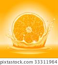 orange fruit juice 33311964