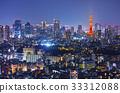 東京夜景 33312088