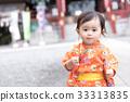 Shrine Yukata Children 33313835