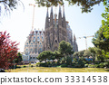 Sagrada Familia Barcelona Spain 33314538