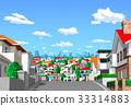 城市 住宅區 居住區 33314883