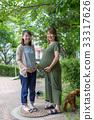 懷孕足月 待產 即將臨盆 33317626