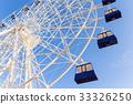 Pretty Ferris wheel 33326250