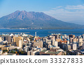 Volcano Sakurajima 33327833