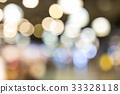 Blur view of shopping center 33328118