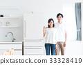 ตู้เย็น,คู่,คู่สามีภรรยา 33328419