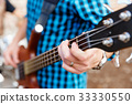 street, musician, music 33330550
