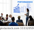 Business people meeting business strategy plan 33332059