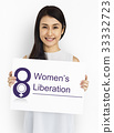 Women International Day Celebration Concept 33332723