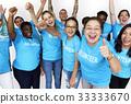 community, service, donation 33333670