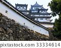 히메지 성, 세계유산, 천수각 33334614