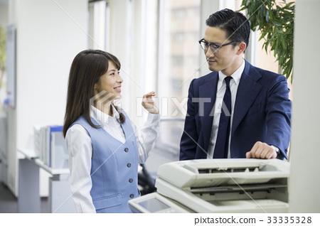 辦公室工作 33335328