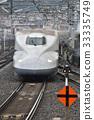 東海道新幹線N700系列 33335749