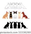 สัตว์,ภาพวาดมือ สัตว์,สัตว์เลี้ยง 33336260