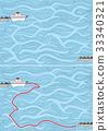 Easy ferry maze 33340321