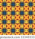 illustration, seamless, pattern 33340333