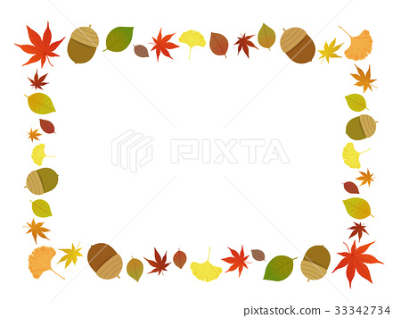 autumn, autumnal, frame 33342734