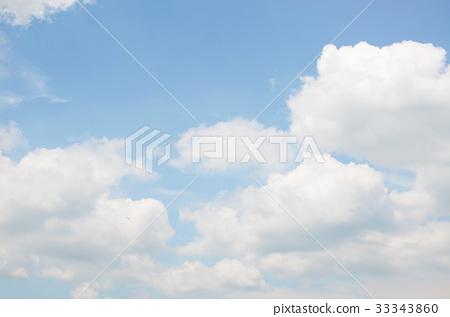 雲,天空 33343860