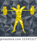 barbell male fitness 33345327
