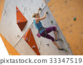 climbing, bouldering, woman 33347519