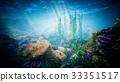 水下 鱼 海 33351517