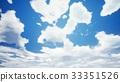 เมฆ,ท้องฟ้า,สีน้ำเงิน 33351526