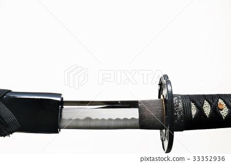 Japanese sword samurai sword 33352936