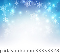 Christmas background christmas illumination 33353328