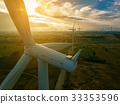 Wind Turbine, Wind Energy Concept. 33353596