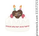 生日蛋糕 慶生 生日 33357253
