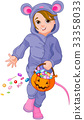Halloween Mouse Child 33358033