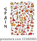 符號 西班牙 文化 33360983
