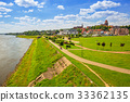 Old town of Tczew at Vistula river, Poland 33362135