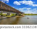 bridge, poland, river 33362138