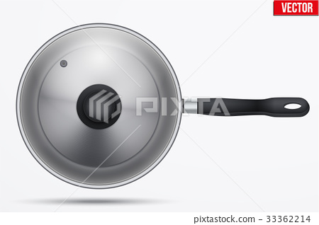 Classic stainless steel fry pan 33362214