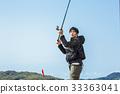 釣魚 捕魚 男人 33363041