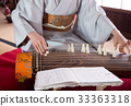 koto, performance, playing 33363318