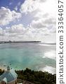 휴양지, 괌, 바다 33364057
