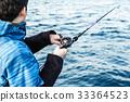 钓鱼 捕鱼 渔夫 33364523