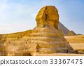 Egyptian Giza Sphinx 33367475