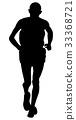 elderly man runner 33368721