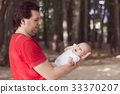 father, infant, toddler 33370207