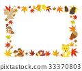 Autumn frame 33370803
