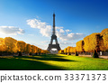 Spring at Champs de Mars in autumn 33371373