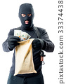 robber, crime, robbery 33374438