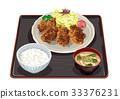 套餐 定食 日式定食 33376231