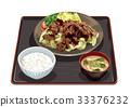 套餐 定食 日式定食 33376232