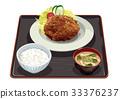 套餐 定食 日式定食 33376237