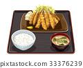 套餐 定食 日式定食 33376239
